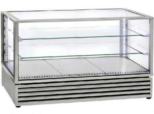 Roller Grill CD1200 Stainless Horizontal refrigerated display Refrigerated Displays